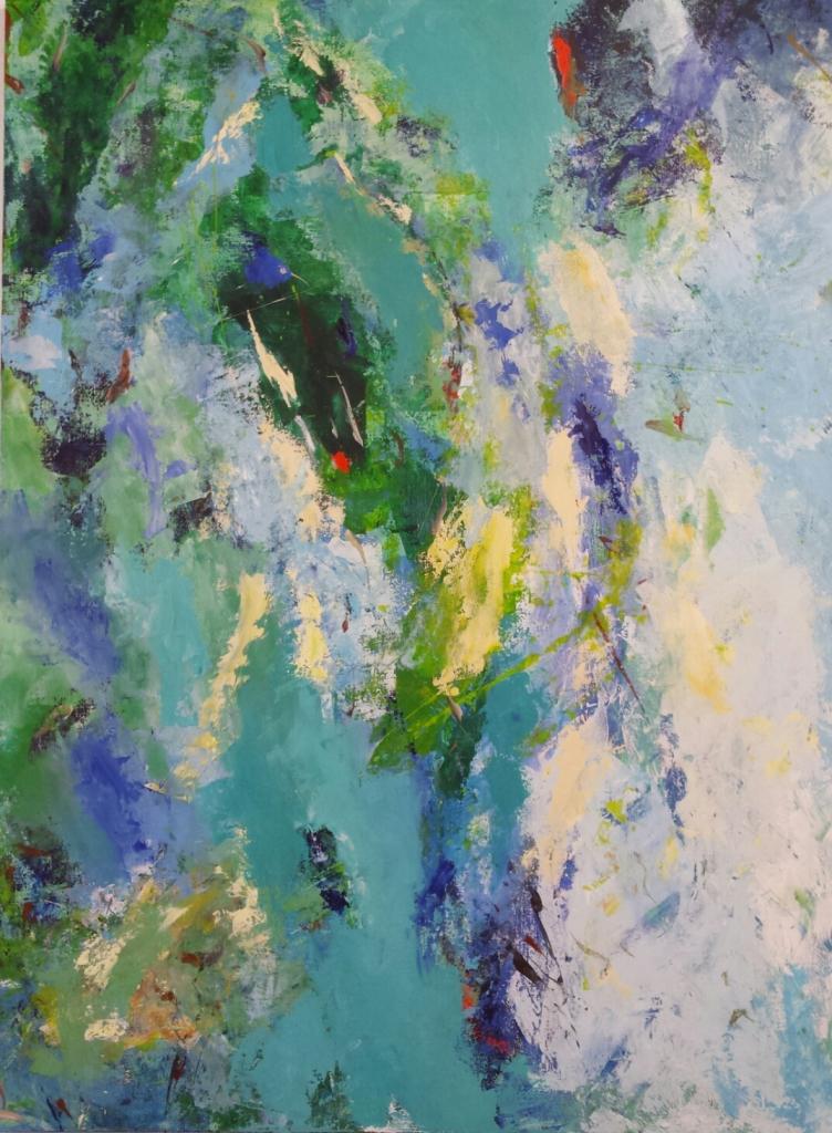 Joe For Oil >> Allison LeBaron Oil Paintings | ART ALLEY